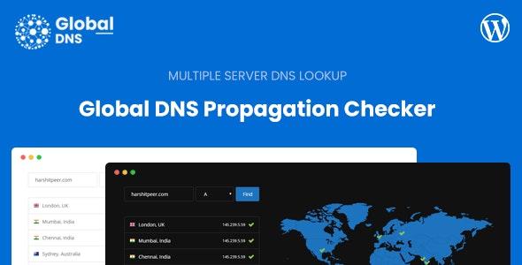 دانلود افزونه وردپرس گلوبال دی ان اس Global DNS