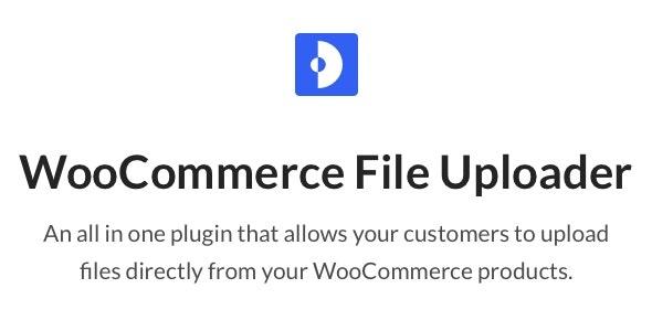 دانلود افزونه ووکامرس WooCommerce AJAX File Upload