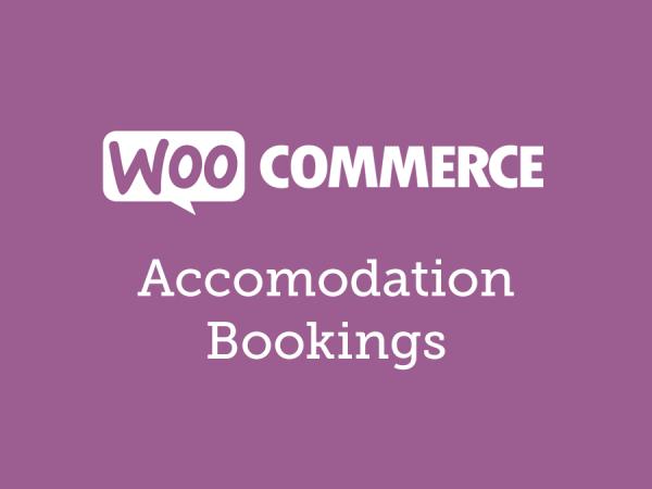 دانلود افزونه ووکامرس WooCommerce Accommodation Bookings