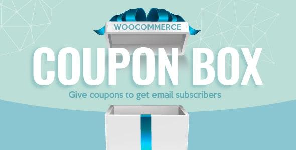 دانلود افزونه ووکامرس کد تخفیف WooCommerce Coupon Box