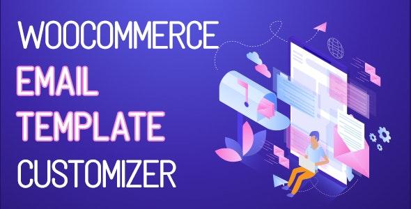 دانلود افزونه ووکامرس WooCommerce Email Template Customizer