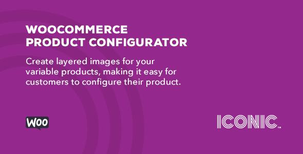 دانلود افزونه ووکامرس WooCommerce Product Configurator