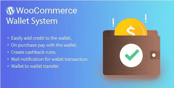 دانلود افزونه ووکامرس کیف پول WooCommerce Wallet System