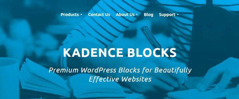 دانلود افزونه وردپرس Kadence Blocks Pro