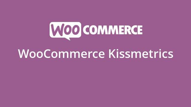 دانلود افزونه ووکامرس WooCommerce Kissmetrics
