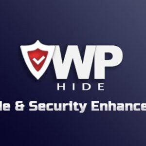 دانلود افزونه وردپرس بهبود امنیت WP Hide Pro
