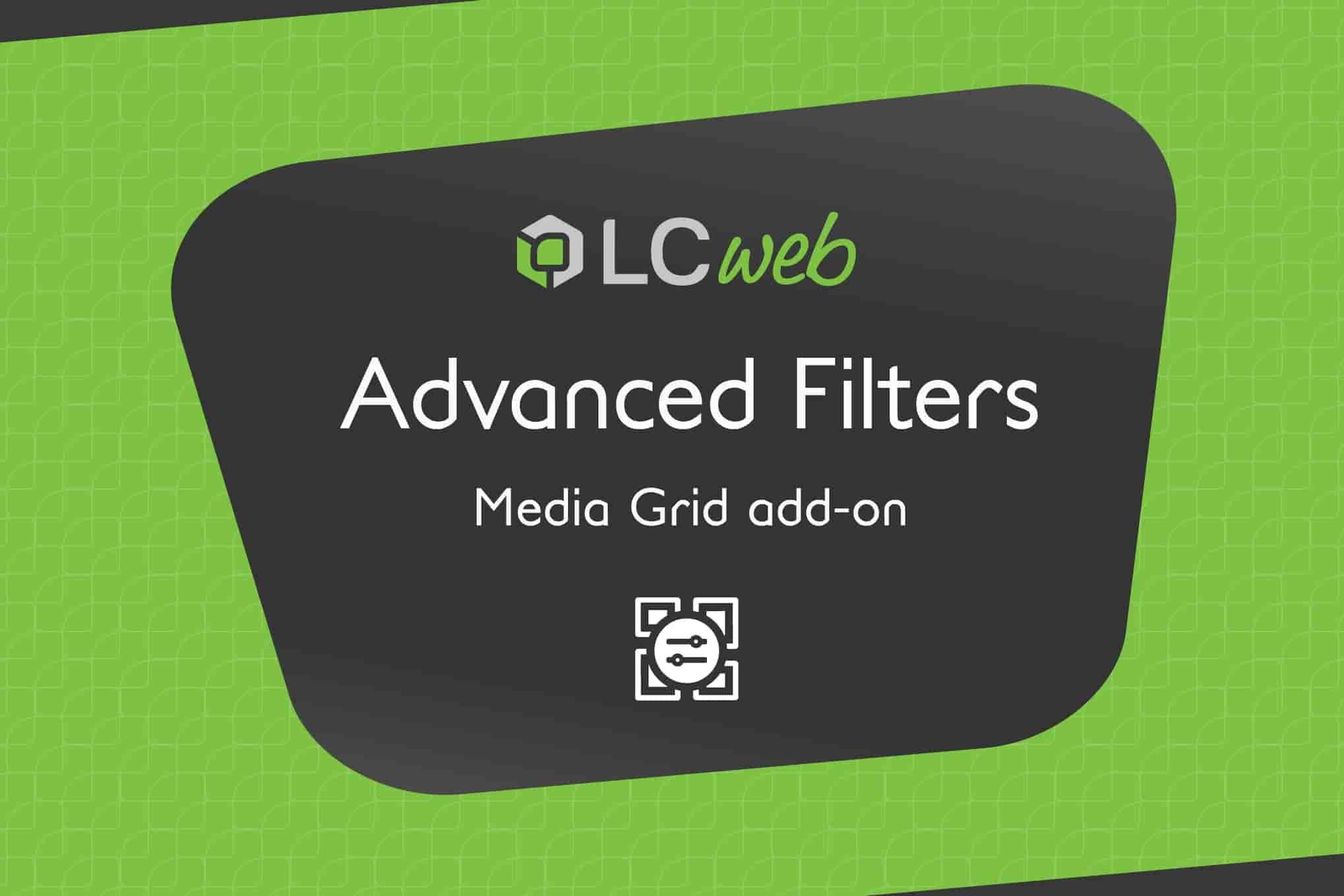 دانلود ادآن وردپرس Advanced Filters برای مدیا گرید
