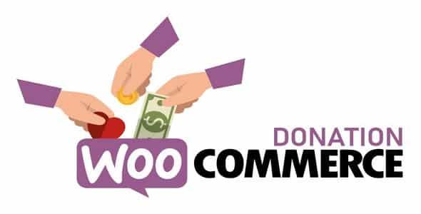 دانلود افزونه ووکامرس اهدای کمک های مردمی Donation