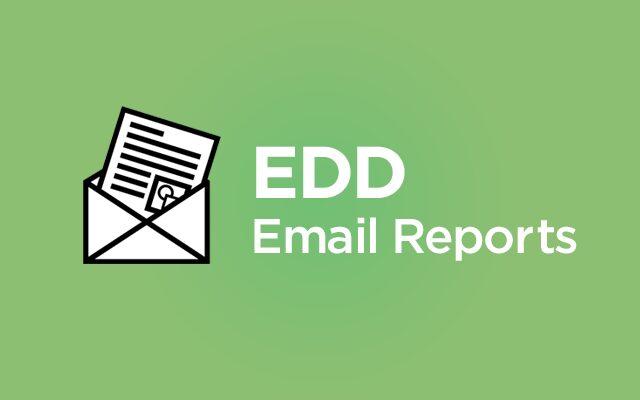 دانلود افزونه وردپرس گزارش ایمیلی EDD Email Reports