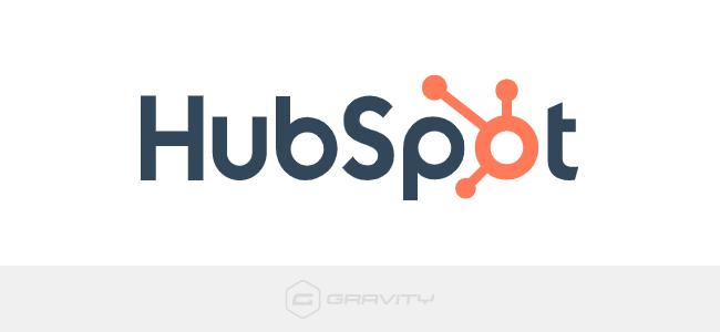 دانلود افزونه وردپرس HubSpot برای گرویتی فرم