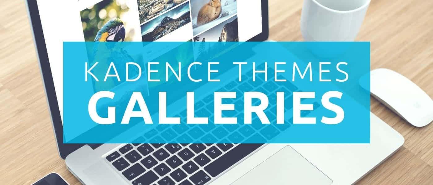 دانلود افزونه وردپرس ساخت گالری Kadence Galleries