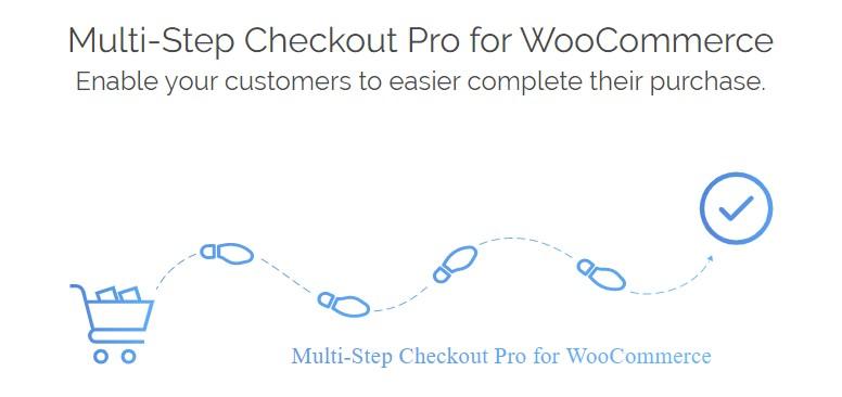 دانلود افزونه ووکامرس Multi-Step Checkout Pro