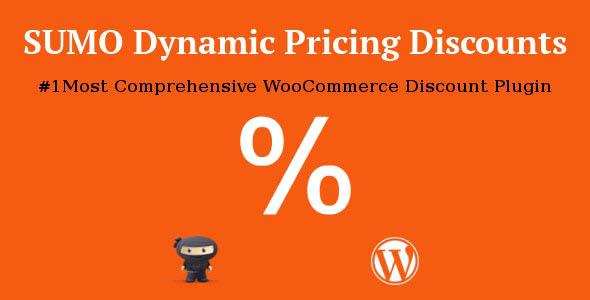 دانلود افزونه ووکامرس SUMO WooCommerce Dynamic Pricing Discounts