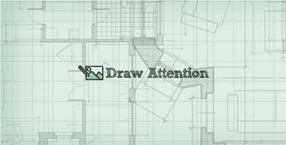 دانلود افزونه وردپرس WP Draw Attention Pro