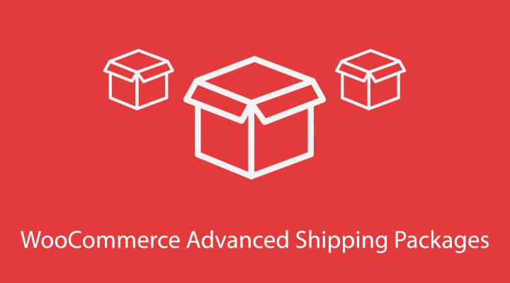 دانلود افزونه ووکامرس WooCommerce Advanced Shipping Packages