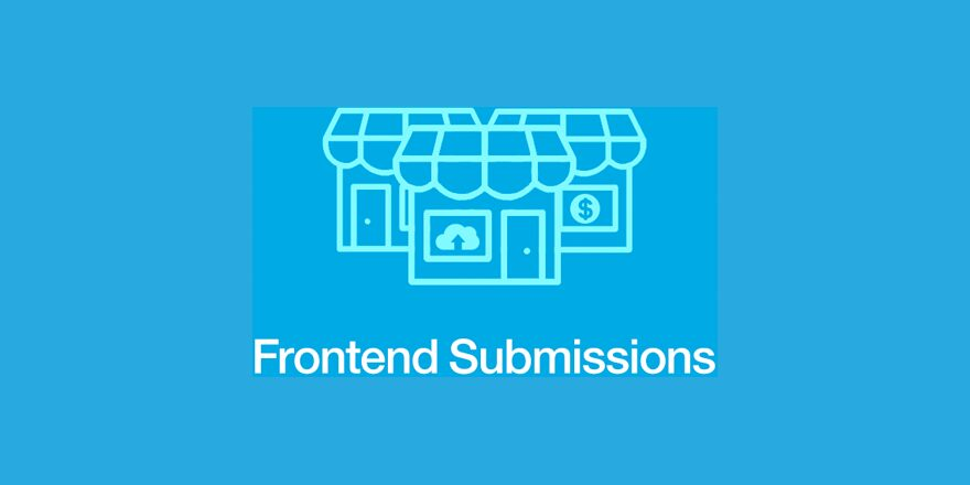 دانلود افزونه وردپرس Easy Digital Downloads Frontend Submissions