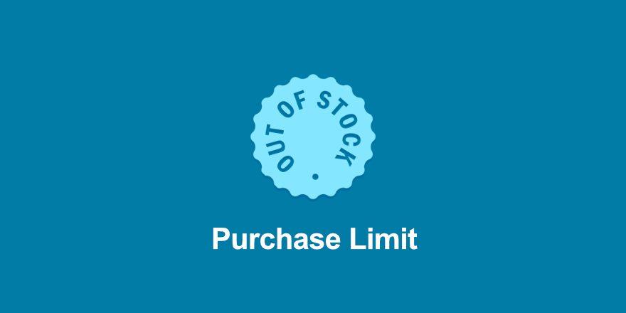 دانلود افزونه وردپرس Easy Digital Downloads Purchase Limit