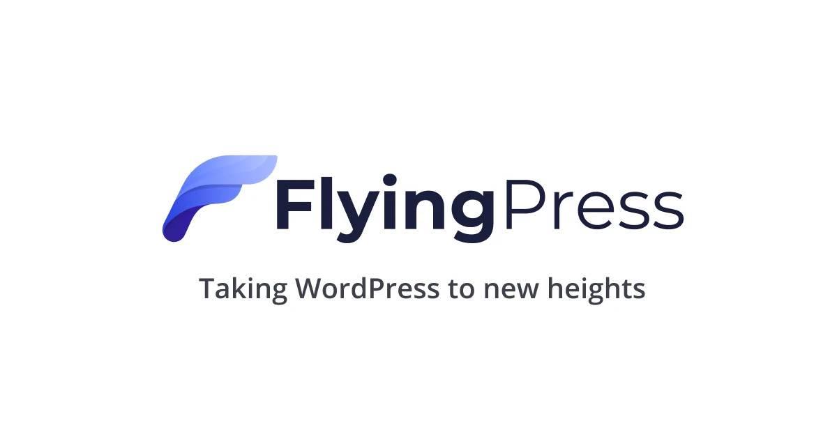 دانلود افزونه وردپرس بهینه سازی FlyingPress