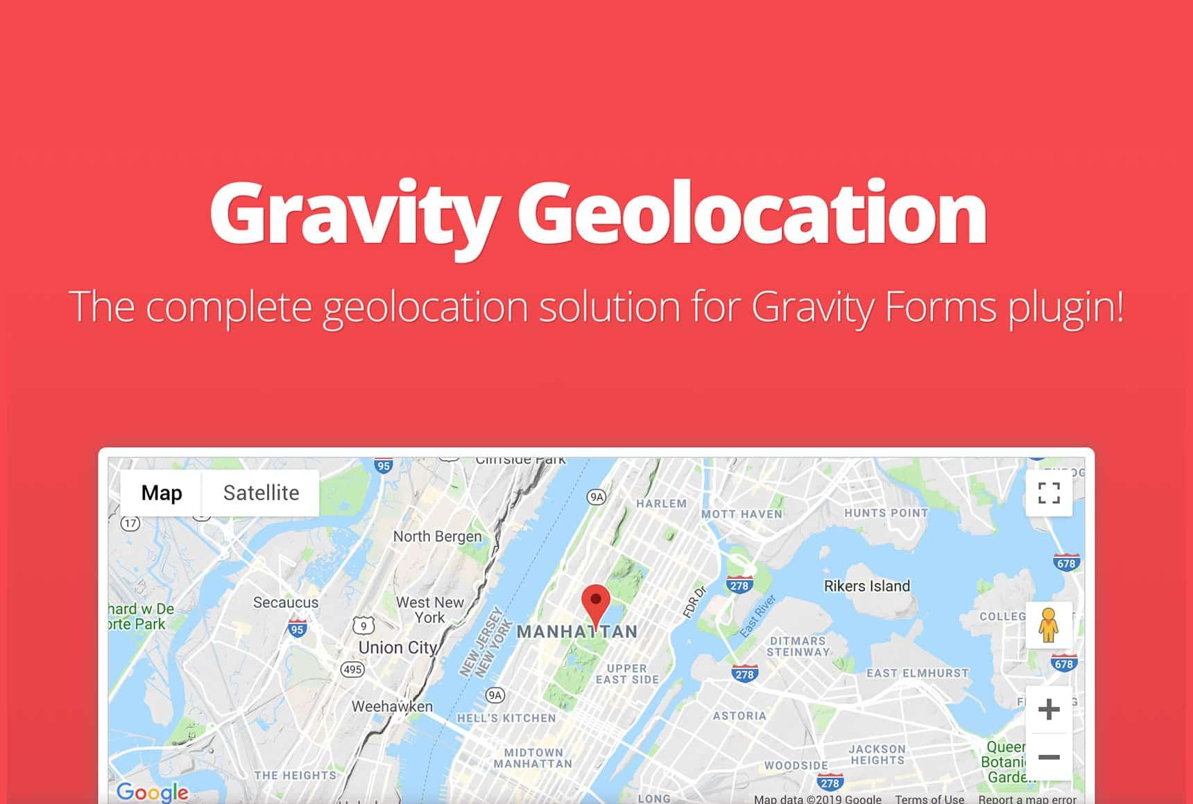 دانلود افزونه وردپرس Gravity Geolocation برای گرویتی فرم