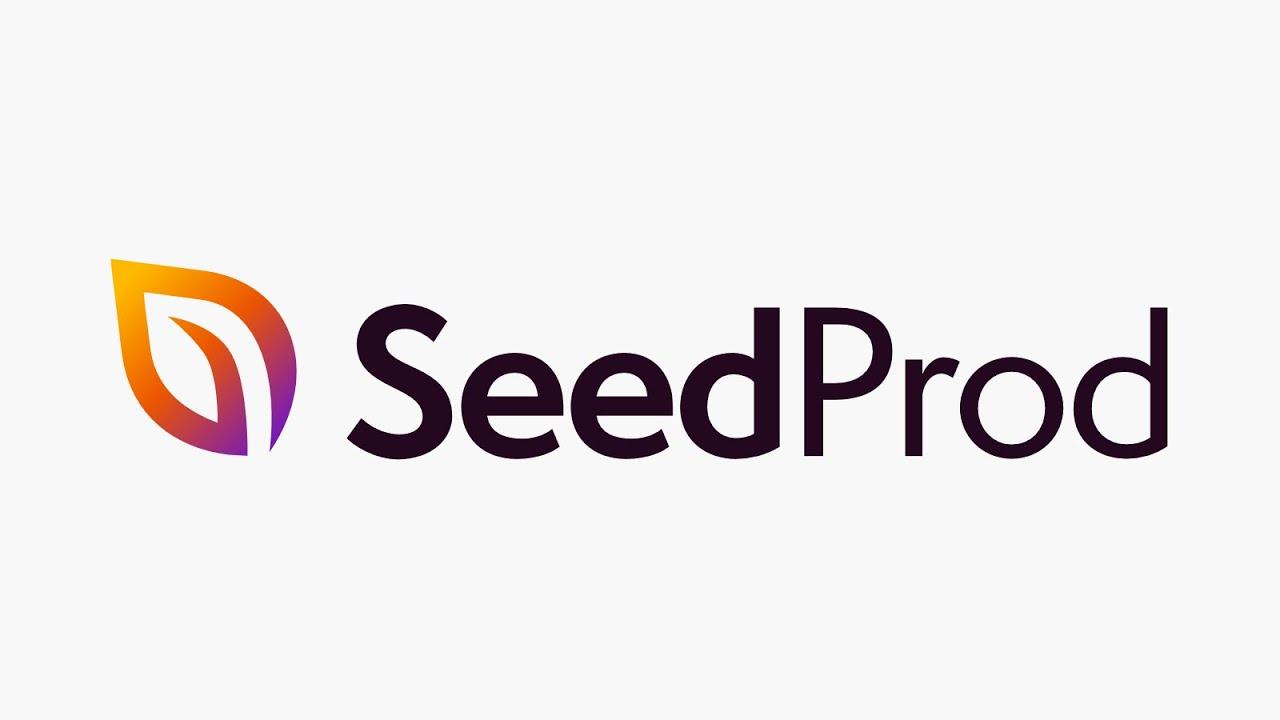 دانلود افزونه وردپرس صفحات به زودی SeedProd Pro