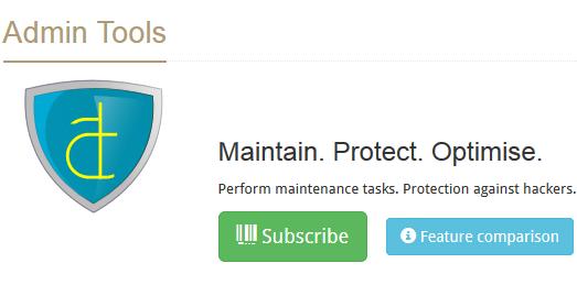 دانلود افزونه مدیریت جوملا Akeeba Admin Tools Pro
