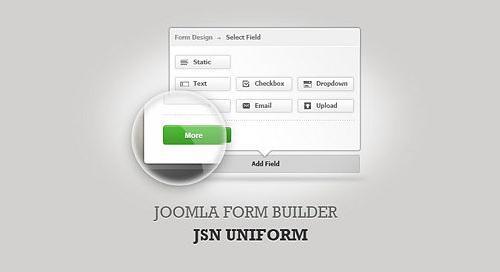 دانلود افزونه فرم ساز جوملا JSN UniForm