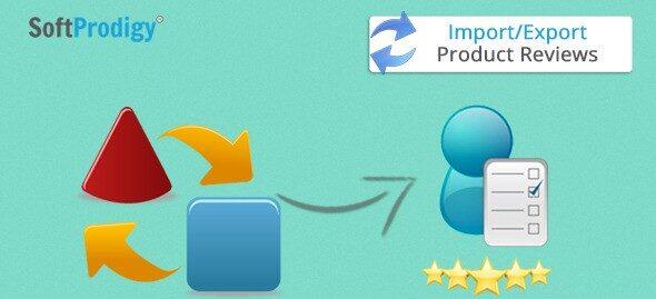 دانلود افزونه مجنتو Import Export Product Reviews in Magento