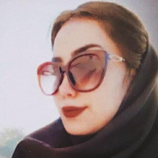 عکس مرجان رشیدی