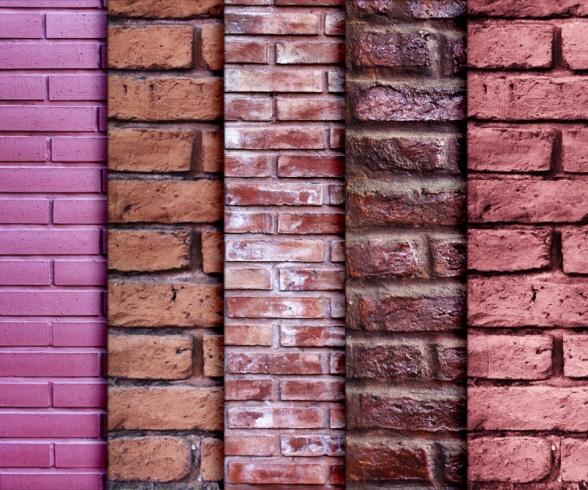 دانلود 5 تکسچر دیوار آجری