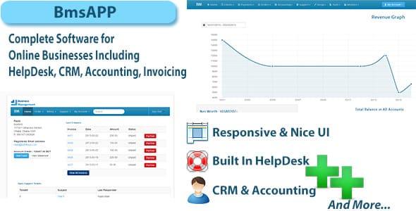 دانلود اسکریپت All in One Business Management Application