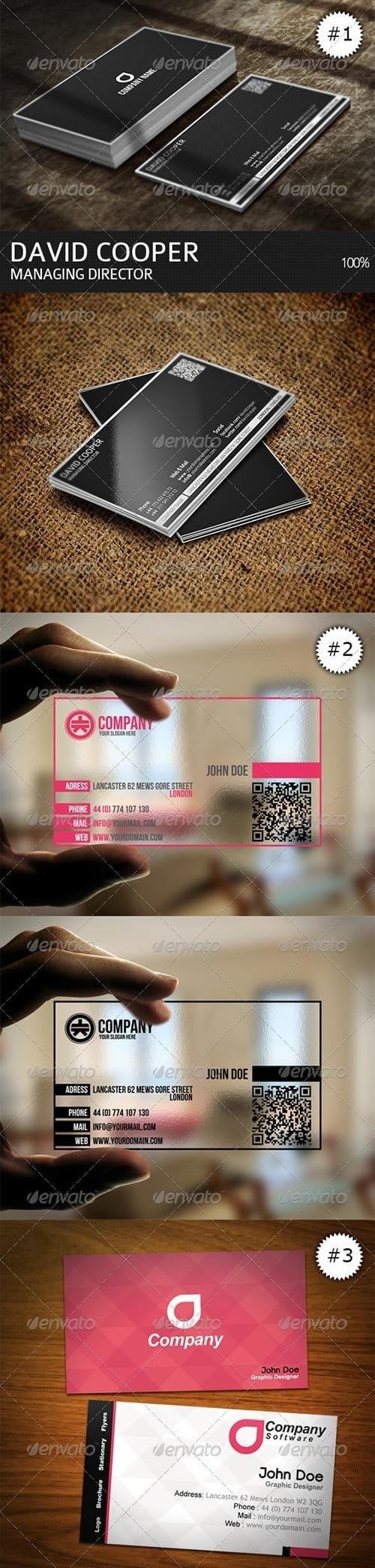 دانلود طرح لایه باز کارت ویزیت 2561559