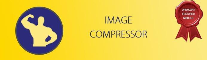 دانلود افزونه اپن کارت Image Compressor (VQMod) - Increase Site Speed