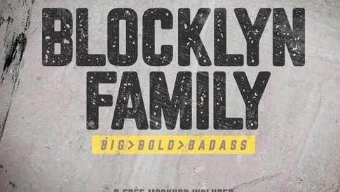 دانلود فونت لاتین Blocklyn Font Family