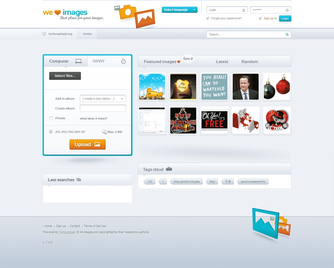 دانلود اسکریپت PHP هاست تصاویر ImageTize