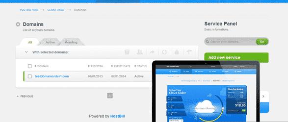 دانلود اسکریپت PHP فروش و مدیریت هاستینگ HostBill