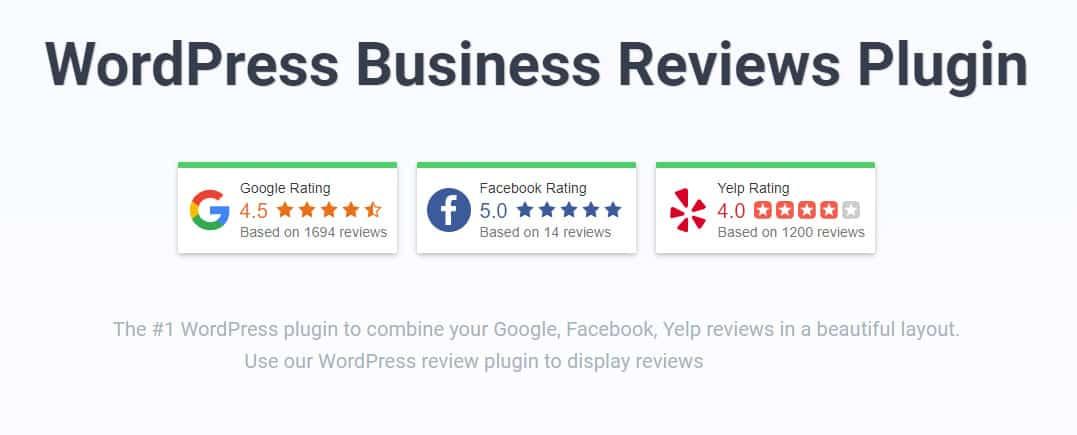 دانلود افزونه وردپرس Business Reviews Bundle