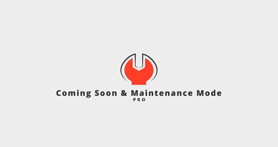 دانلود افزونه وردپرس Coming soon and Maintenance Mode PRO