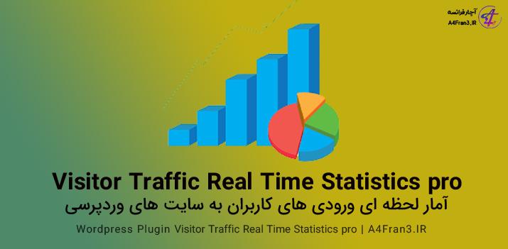 دانلود افزونه فارسی Visitor Traffic Real Time Statistics pro